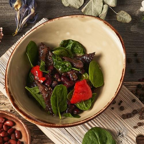 Теплый салат Иверия