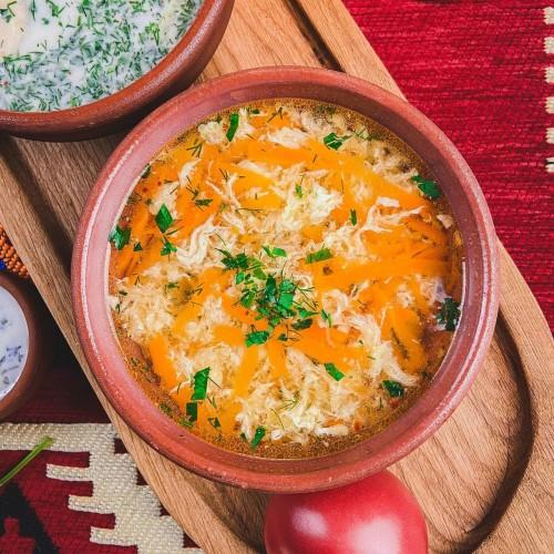 Суп по-гурийски