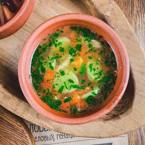 Суп Цомиани